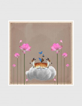 Badal ka Bagicha 01 (Cloud Garden)
