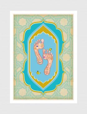 Chakhdi 01 (Sacred Feet)