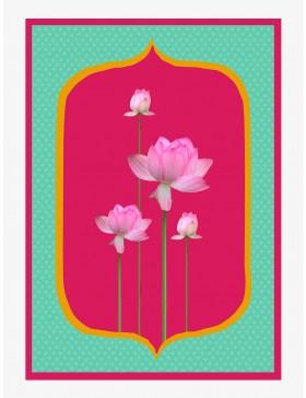 Mughal Lotus
