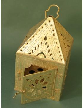 Mandirva  Lamp (13x13x22cm)