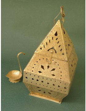 Hanging Lamp (13.5x13.5x28.5cm)