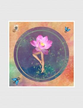 Lotus Walk 04